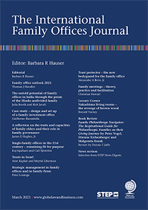 The International Family Offices Journal